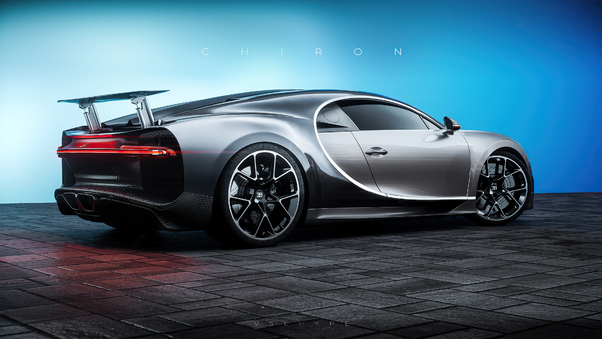 Full HD Bugatti Chiron Sport 110 Ans 2019 Wallpaper