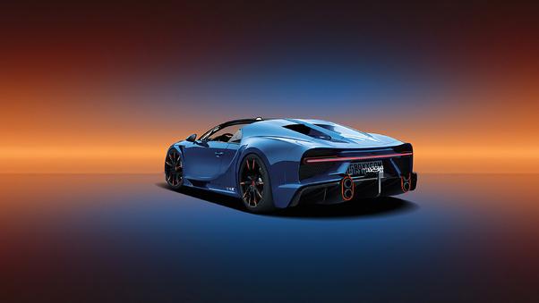 Full HD Bugatti Chiron 5k Wallpaper