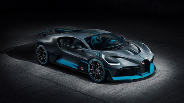 Full HD 2018 Bugatti Divo 4k Wallpaper