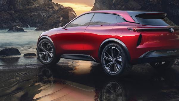 Full HD Buick Enspire 2018 Wallpaper
