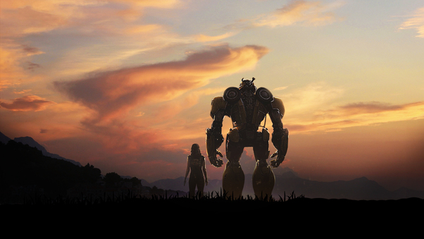 Bumblebee 2018 Movie Hd Movies 4k Wallpapers Images Backgrounds