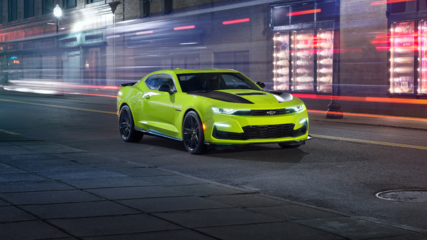 Full HD Chevrolet Camaro Ss Shock Concept 2018 4k Wallpaper