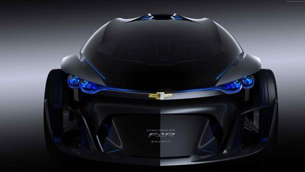 Chevrolet Futuristic Concept Car Hd Cars 4k Wallpapers