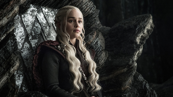 Daenerys Targaryen Game Of Thrones Season 7 4k Hd Tv Shows