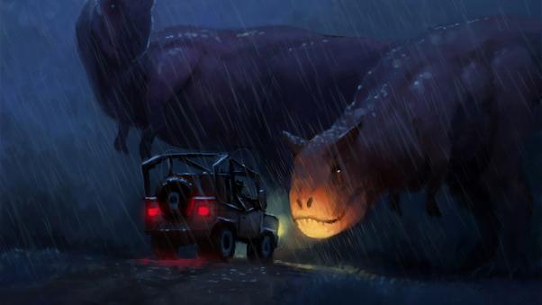 dinosaur-stoping-the-car-uj.jpg