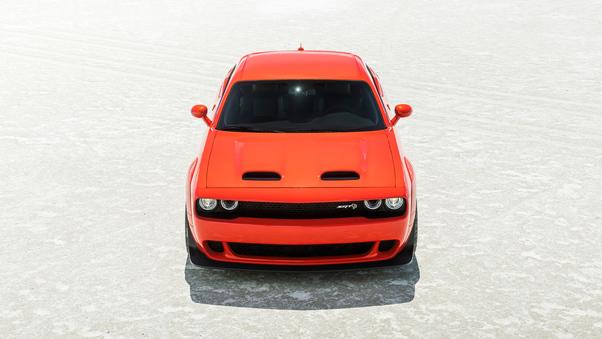Full HD Dodge Challenger Srt Super Stock 4k Wallpaper