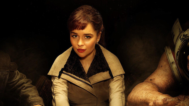 Emilia Clarke As Qira Solo A Star Wars Story 2018 Movie Hd Movies 4k Wallpapers Images Backgrounds Photos And Pictures