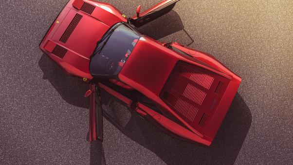 Full HD Ferrari 288 4k Wallpaper
