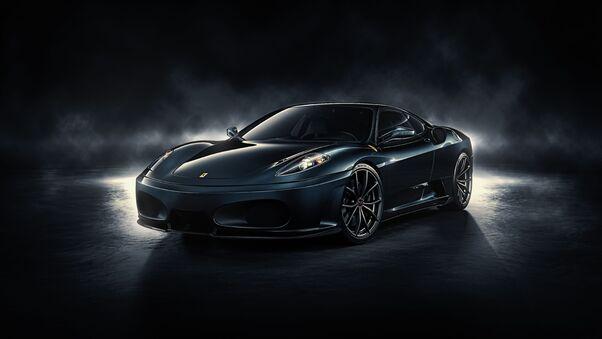 Full HD Ferrari Sp38 2018 4k Wallpaper