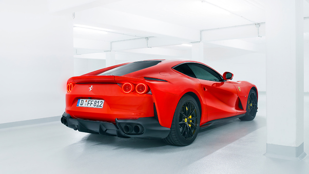 Full HD Ferrari Gt 2020 Wallpaper