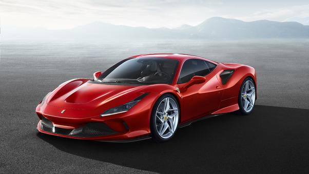 Full HD Novitec Ferrari F8 Tributo 2020 5k Wallpaper