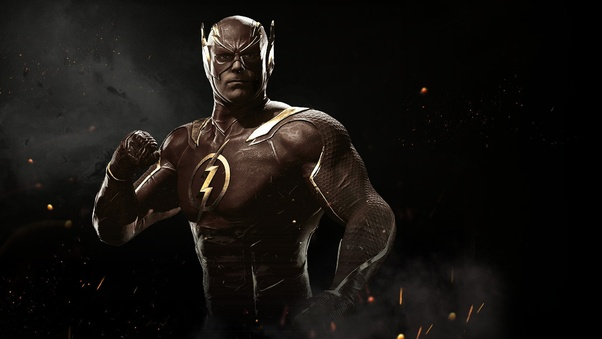 Flash In Injustice 2 Hd Games 4k Wallpapers Images