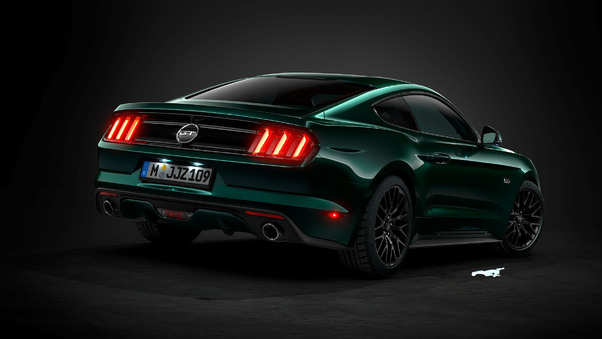 Full HD Ford Mustang Gt Fastback 5k Wallpaper
