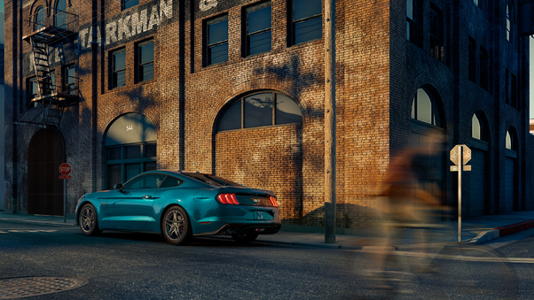 Full HD Ford Mustang Gt 2019 4k Wallpaper