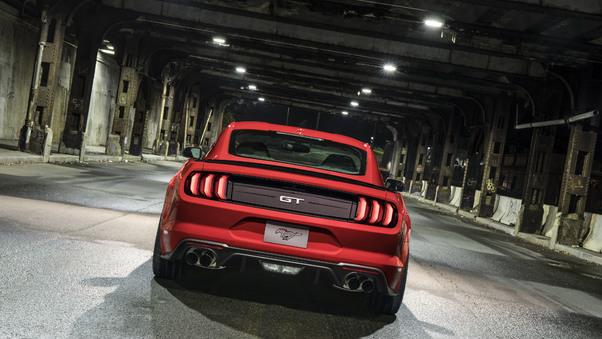 Full HD Ford Mustang 2019 Wallpaper