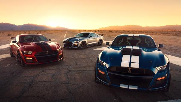 Full HD 2019 Ford Mustang Gt California Special 4k Wallpaper