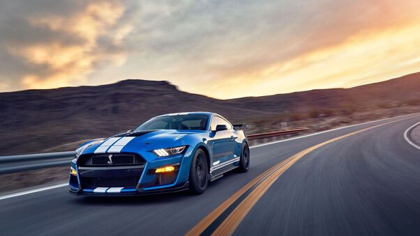 Full HD 4k Ford Mustang Gt Fastback 2018 Wallpaper