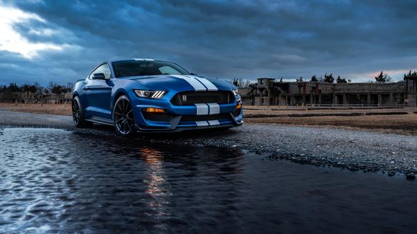 Full HD 2020 Ford Mustang Shelby Gt500 Wallpaper