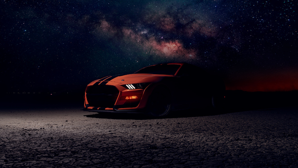 Full HD Ford Mustang Shelby Gt350 Wallpaper