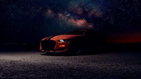 Full HD Ford Mustang Gt Fastback 2018 Wallpaper