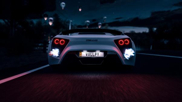Full HD 1999 Bugatti Chiron Concept Car Wallpaper