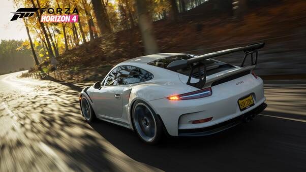 Full HD Porsche Car Sugar Chow Wallpaper