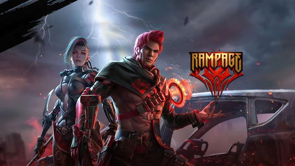 Garena Free Fire Rampage 4k, HD Games, 4k Wallpapers ...
