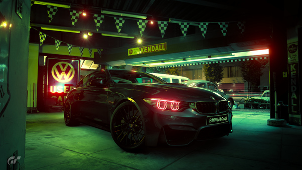 Full HD G Power Bmw M4 Cs 2018 Rear Wallpaper