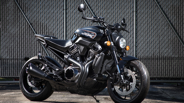 Harley Davidson Streetfighter 2020, HD Bikes, 4k
