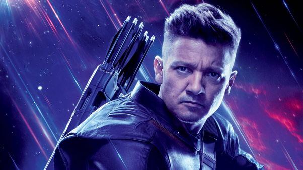 Hawkeye In Avengers Endgame Poster Hd Movies 4k Wallpapers Images