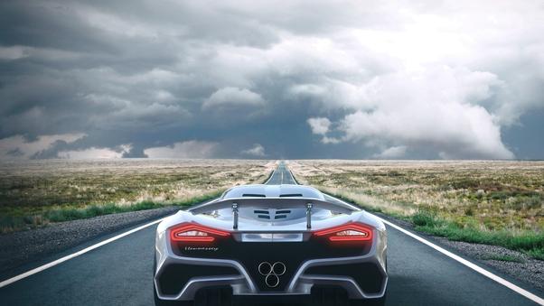Full HD Hennessey Venom F5 Performance Wallpaper