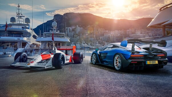 Full HD F1 Grand Prix Wallpaper