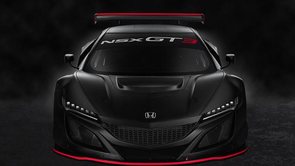 Full HD Honda Nsx Gt3 10k Wallpaper