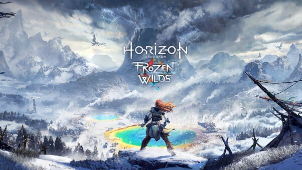 Horizon Zero Dawn The Frozen Wilds Hd Games 4k Wallpapers