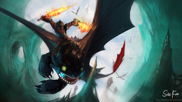 How To Train Your Dragon The Hidden World Hd Games 4k Wallpapers Images Backgrounds Photos And Pictures