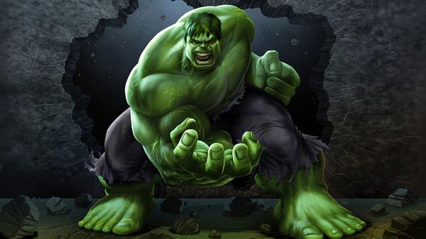 Hulk Coming, HD Superheroes, 4k Wallpapers, Images ...