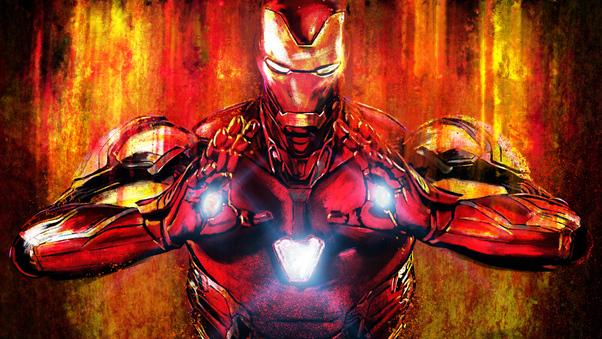 Iron Man Avengers Endgame 5k 2019, HD Superheroes, 4k ...