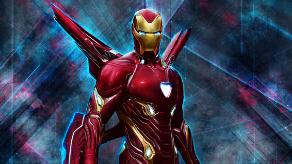 Iron Man Bleeding Edge Armor Hd Superheroes 4k Wallpapers Images