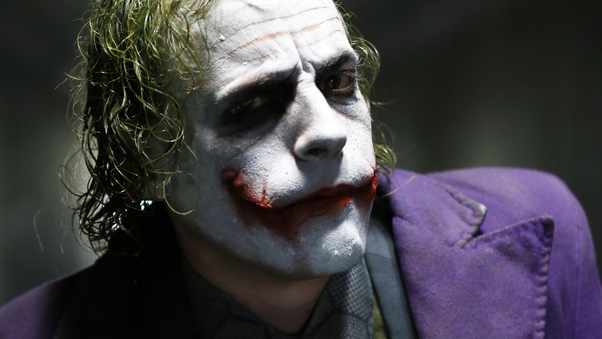 Joker Heath Ledger 4k, HD Superheroes, 4k Wallpapers ...