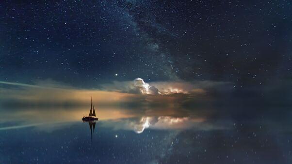 lake-mirror-reflection-stars-boat-milky-way-5k-ha.jpg