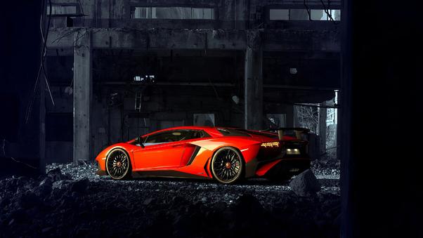 Full HD Lamborghini Diablo Vt Wallpaper