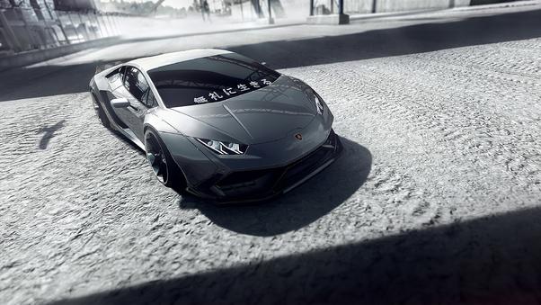 Full HD Novitec Torado Lamborghini Aventador Wallpaper