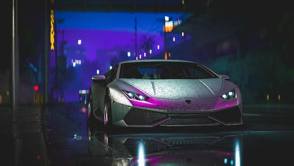 Full HD Lamborghini Aventador New Wallpaper