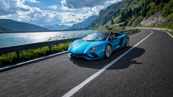 Full HD Lamborghini Aventador 4k New Wallpaper