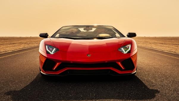 Full HD Lamborghini White 5k Wallpaper