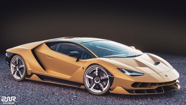 Full HD Lamborghini Centenario 2018 Wallpaper