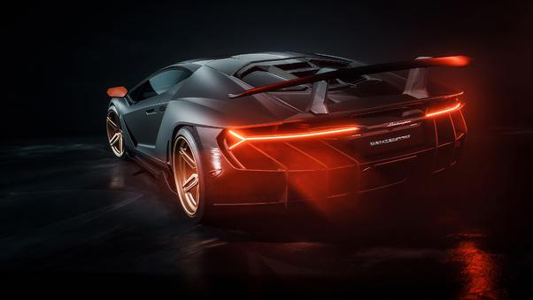 Full HD Lamborghini Centenario 5k Wallpaper