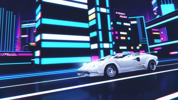 Full HD Lamborghini Diamante Concept 4k 2018 Wallpaper