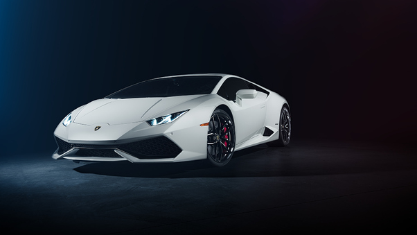 Full HD Lamborghini Huracan Cgi Wallpaper
