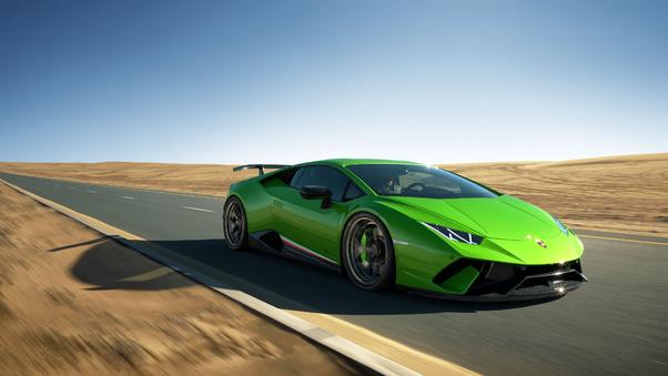 Full HD Lamborghini Huracan Performante 2020 4k Wallpaper